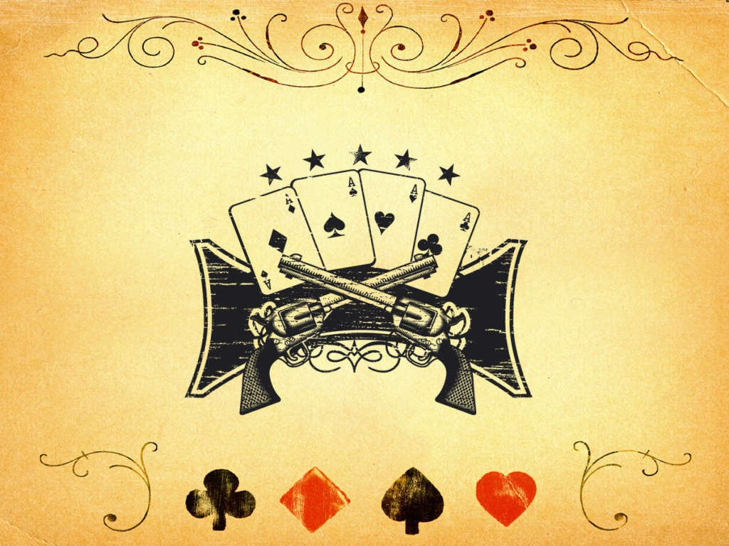покер прикол