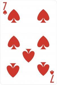семь черви покерстарс