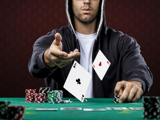 Игра в покер - миф или реальность