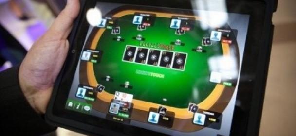 покер с планшета