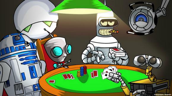 покерстарс боты играют в покер