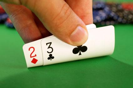 Фолд в покере, что это, расчет фолд–эквити,мелкие карманки