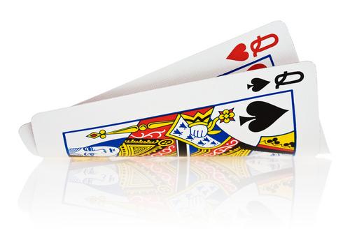 пара дам ха покер