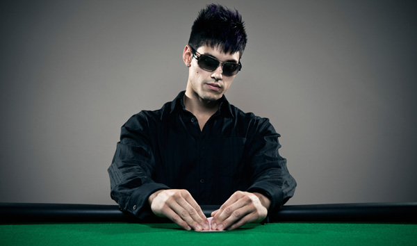 блеф покер