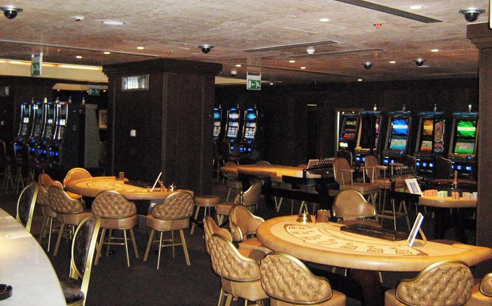 система казино