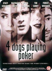 Четыре собаки в игре в покер смотреть онлайн фильм