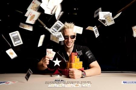 сбить столку покер