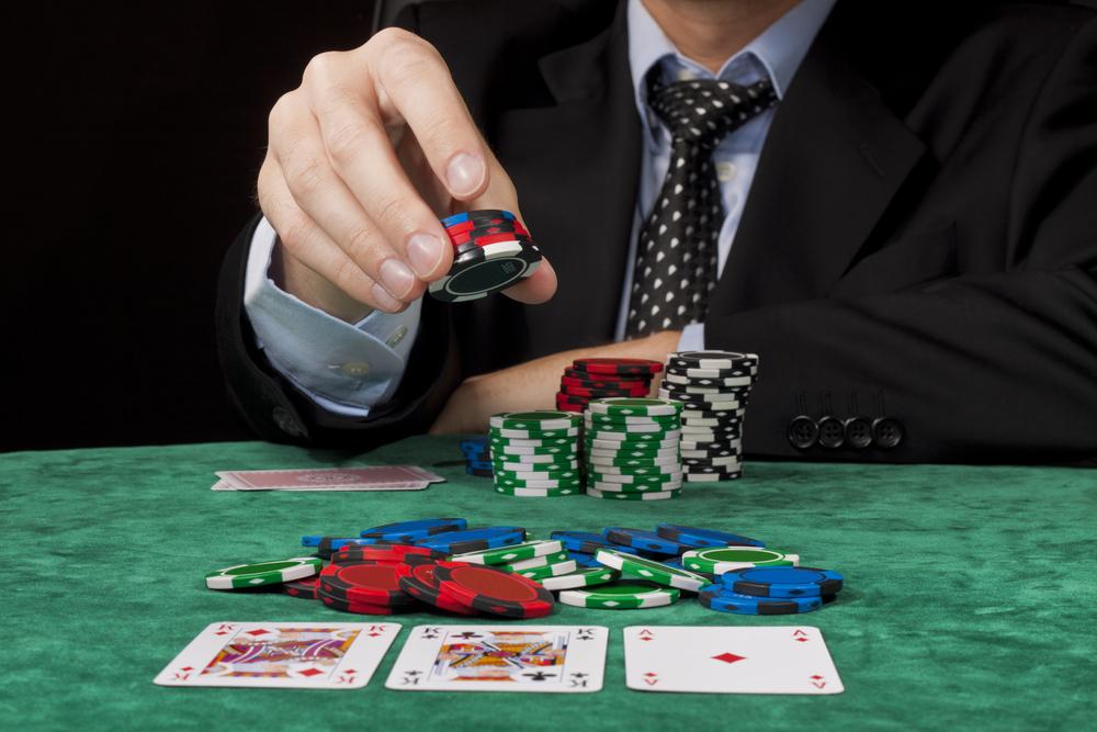 стратегия покер