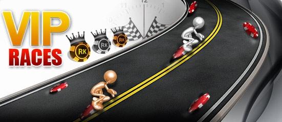 Гонка в покере