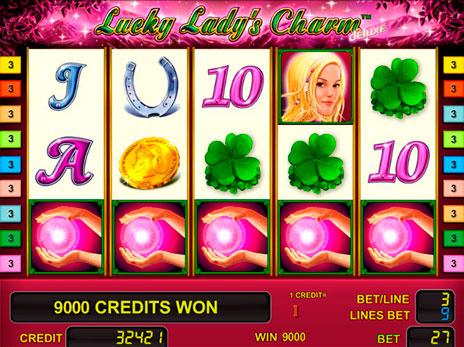 Ladys Charm игровой автомат