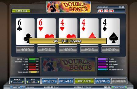 слот видео покер
