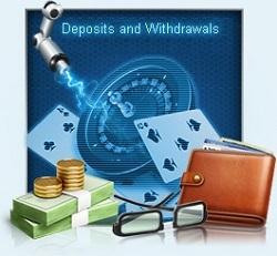 Ввод и вывод денежных средств Казино онлайн