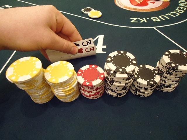 Игра по банкролу в техасском холдеме