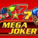 Игровые автоматы на деньги: Mega Joker