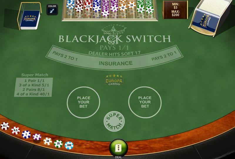 Тактика для блэкджека в казино Вулкан онлайн