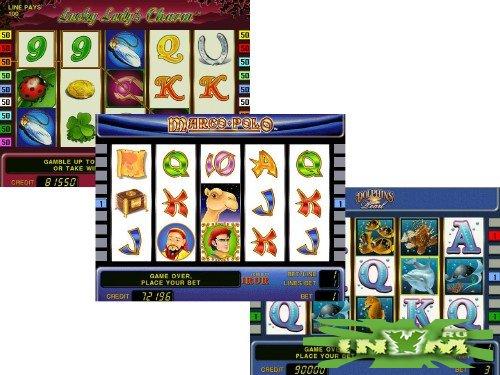 Эмуляторы игровых автоматов