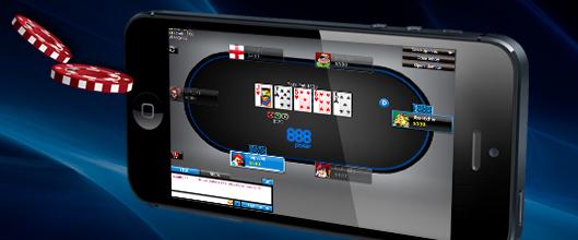 для покер iphone онлайн не