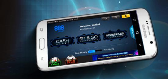 Как скачать 888 poker на android.