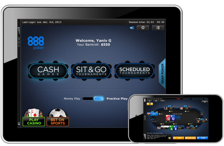 888 poker download ios