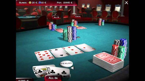 онлайн покер симуляторы