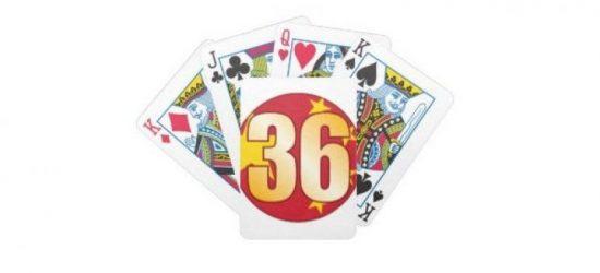 36 карточная игра