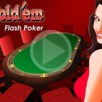 Как играть во флеш покер онлайн без регистрации