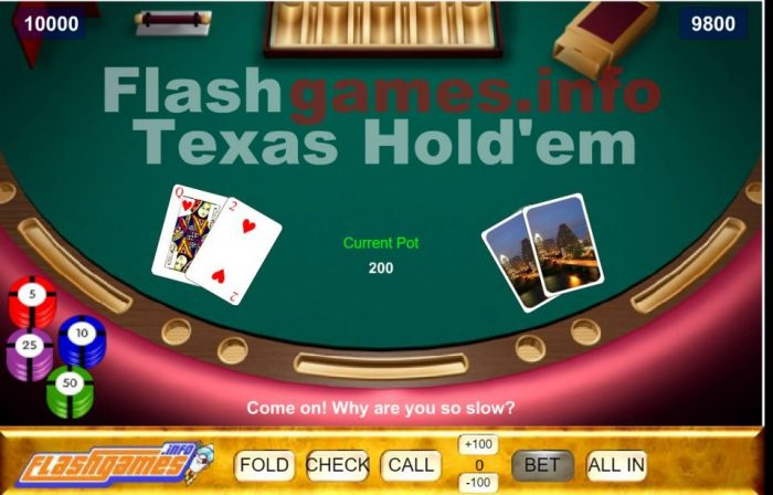 онлайн покер бесплатно игры флеш