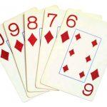Стрит Флеш -комбинация в покере