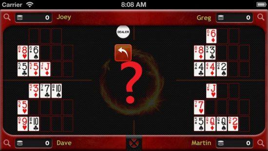 Ананас покер онлайн играть в карты в казино сон