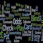 Покерные термины в турнирах — словарь игрока